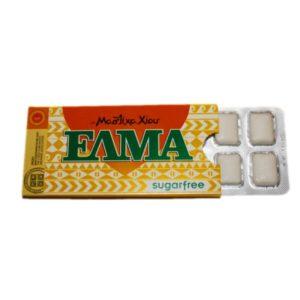 Mastic Gum ELMA Sugar free