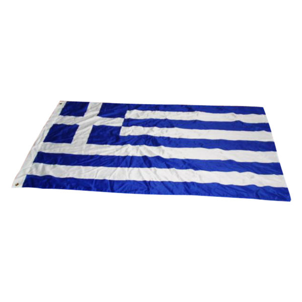 Greek National Flag - 180x120sm