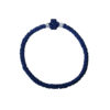 Prayer rope - Komboskini (dark blue thin)