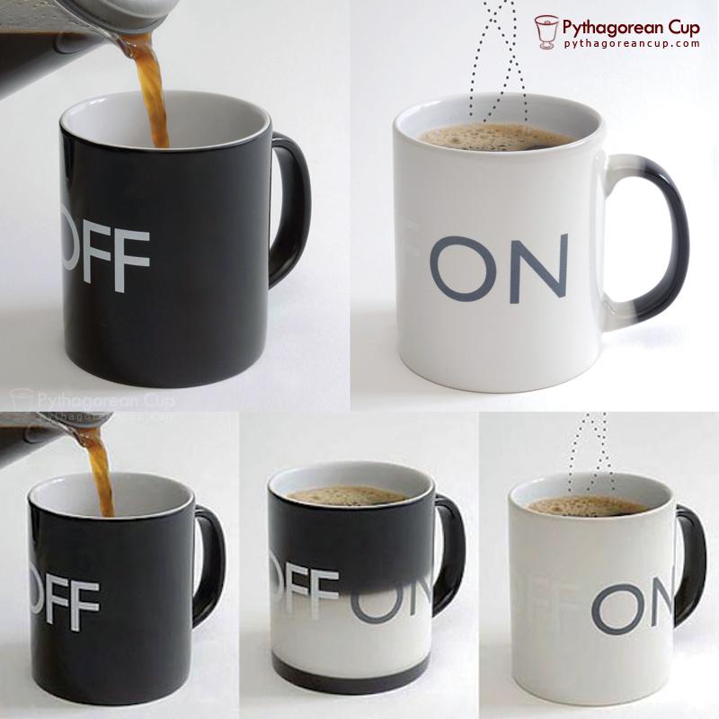 On Off Mug
