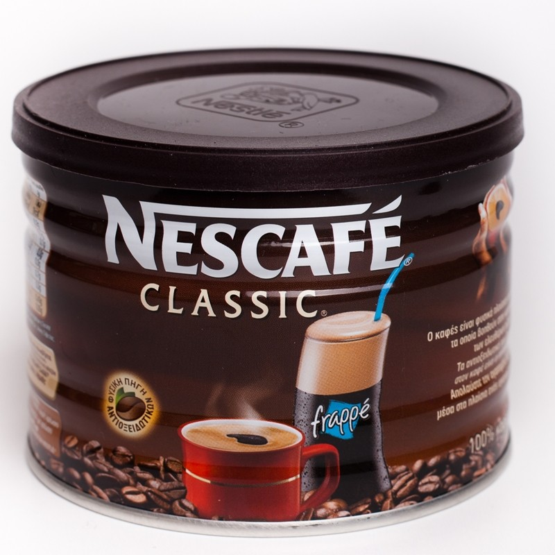 Nescafe Frappe Classic - 100gr